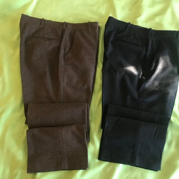 Jon Marc Other - JON MARC Collection Wool Pants Bundle Sz 36